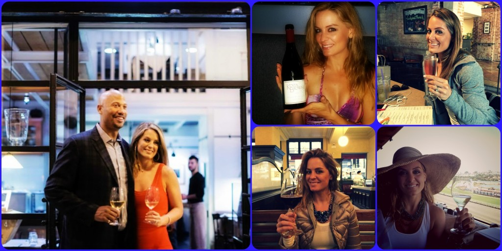 LADY CHARDONNAY COLLAGE