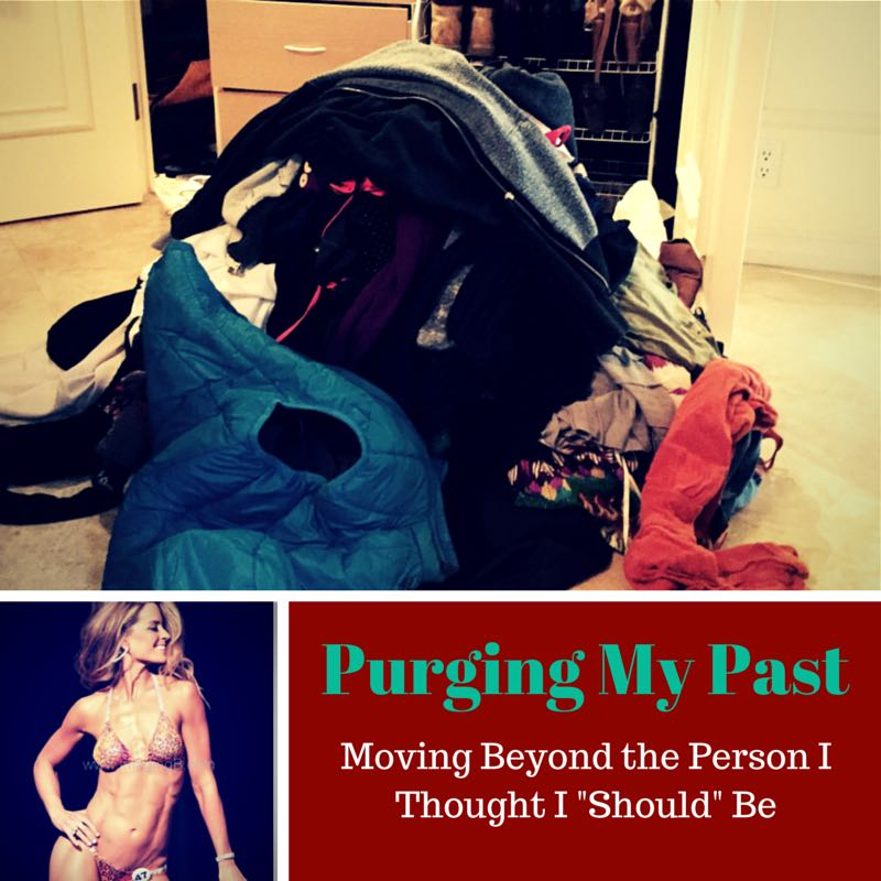 Purging My Past