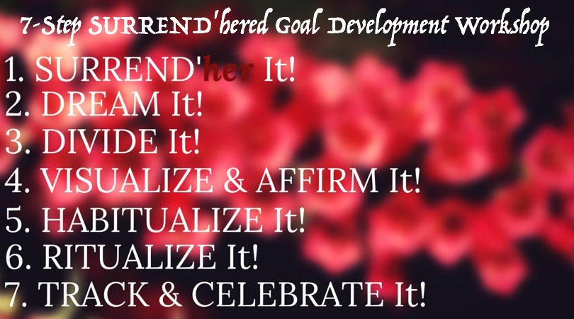 7-Steps to SURREND'hered Goals FINAL