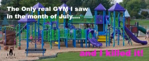 Real July Gym