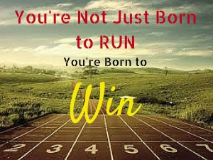 You're Not Just Born to RUN