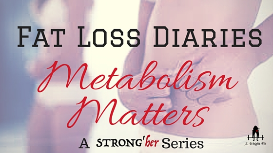 FAT LOSS DIARIES:  These 5 Factors Can Mess With Our Metabolism the Most