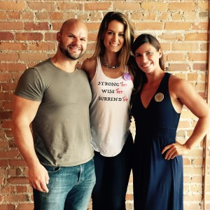 With married health power-houses, Jade Teta (Metabolic Effect) and Jill Coleman (Jillfit.com and my business mentor)