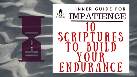 10 Scriptures to Help You Endure Your Race in Health