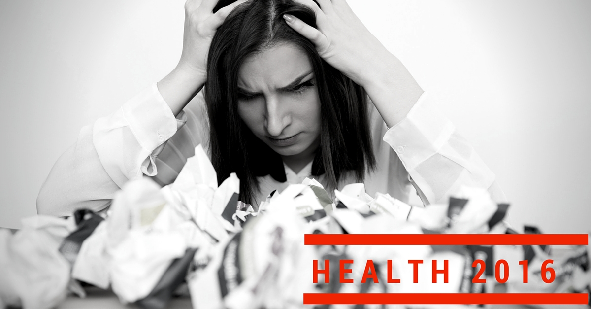 The Top 5 Ways to FAIL at your Health in 2016