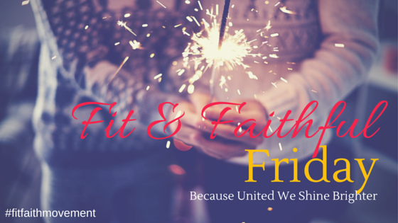{Fit&Faithful Fridays}  Maryalice Goldsmith