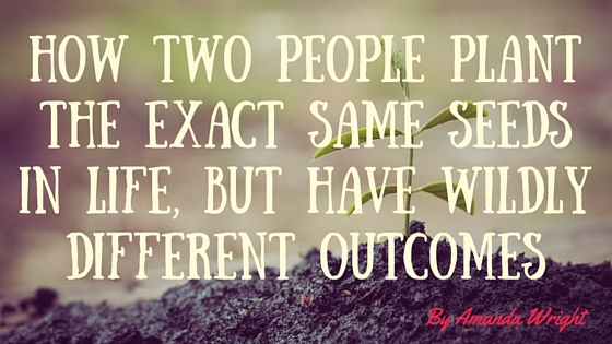 Why Two People Who Do The Exact Same Thing Will Experience Wildly Different Results…