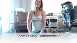 Mobility: How To Foam Roll