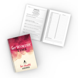 her Worthy Time Planner and Bonus Time Management Training
